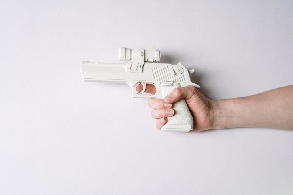 Argumentative Essay on Gun Control